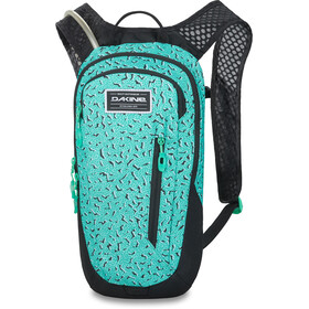 Dakine Shuttle 6L Rugzak Heren, electric mint